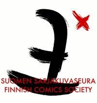 Finska Seriefrämjandets logga