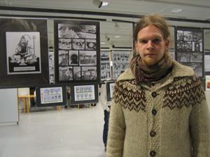 Henrik Hyllander. Foto: Marcus Lindmark.
