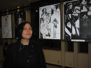 Katja Lindblom. Foto: Marcus Lindmark.