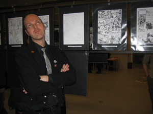 Sebastian Ericsson. Foto: Marcus Lindmark.