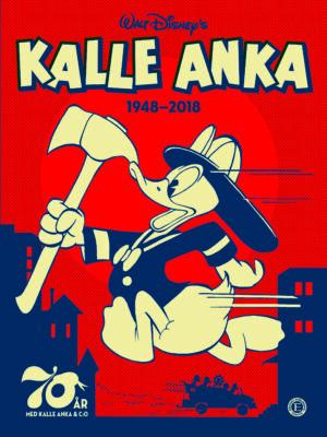 Kalle Anka 70 år