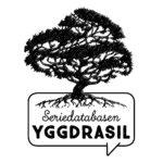 Seriedatabasen Yggdrasil.
