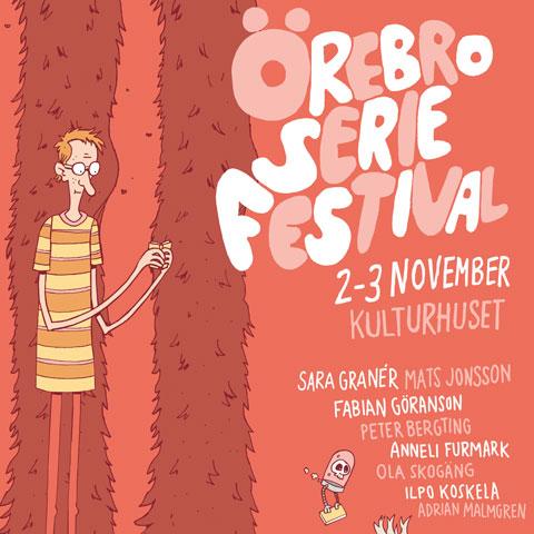 Örebro seriefestival 2018